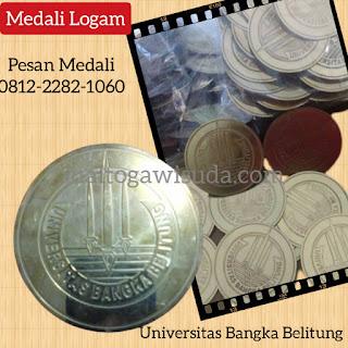 bikin medali universitas di bangka belitung