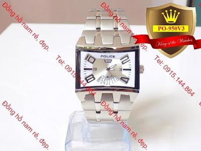 Đồng hồ nam Police PO 950V3