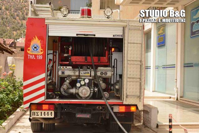 Ερώτηση  από τρεις βουλευτές του ΚΚΕ για την Πυροσβεστική Υπηρεσία  Άργους