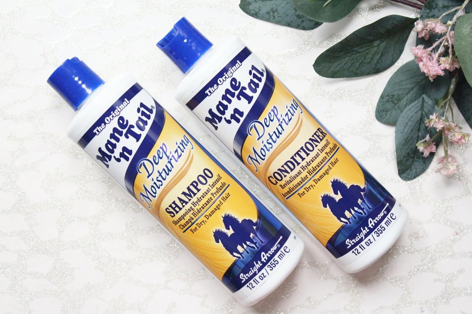 Mane 'n Tail Deep Moisturising Shampoo & Conditioner Review