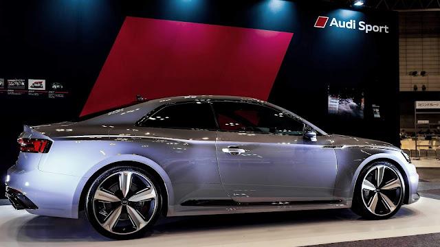 Novo Audi RS5 Coupé 2018
