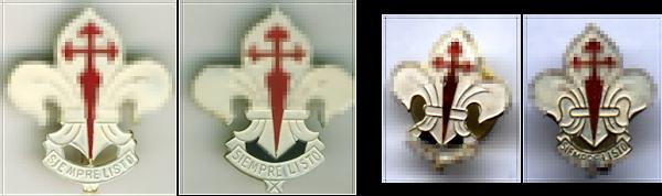 Insignias y hebillas coleccionismo scout