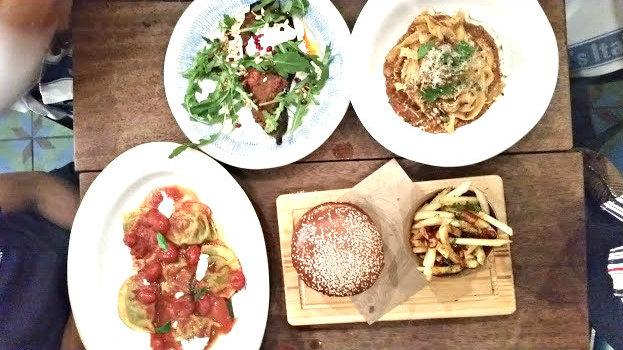 Jamie's Italian Leeds Review
