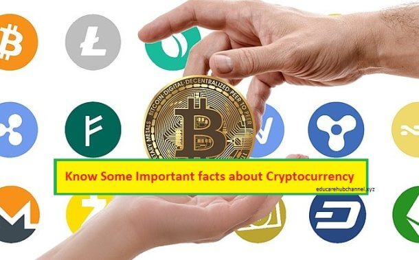 Know Some Important facts about Cryptocurrency -  What is cryptocurrency, how is it made, what is the intelligence related to it, it explores all the aspects.