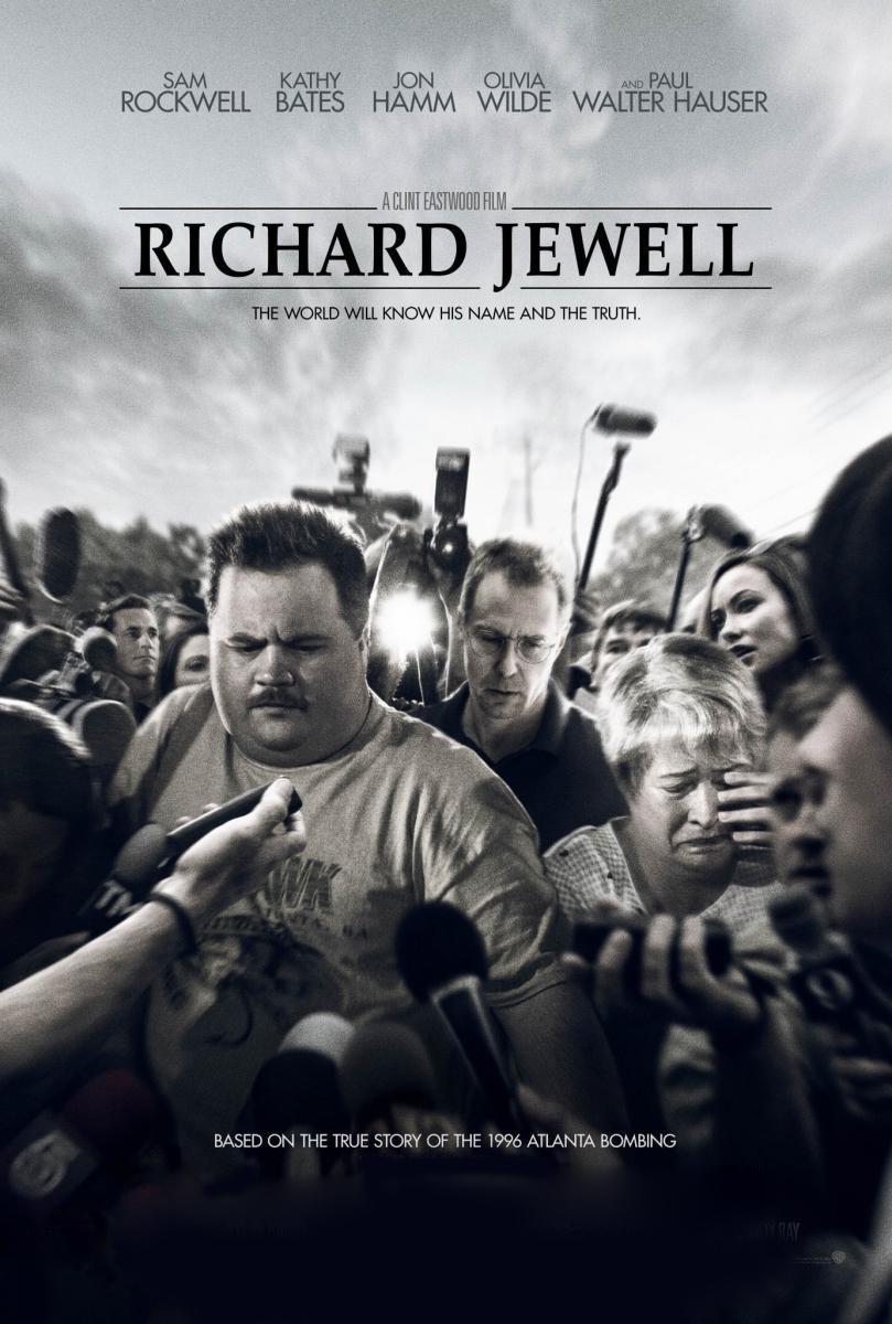 Richard Jewell [2019] [DVD9] [NTSC] [Latino]