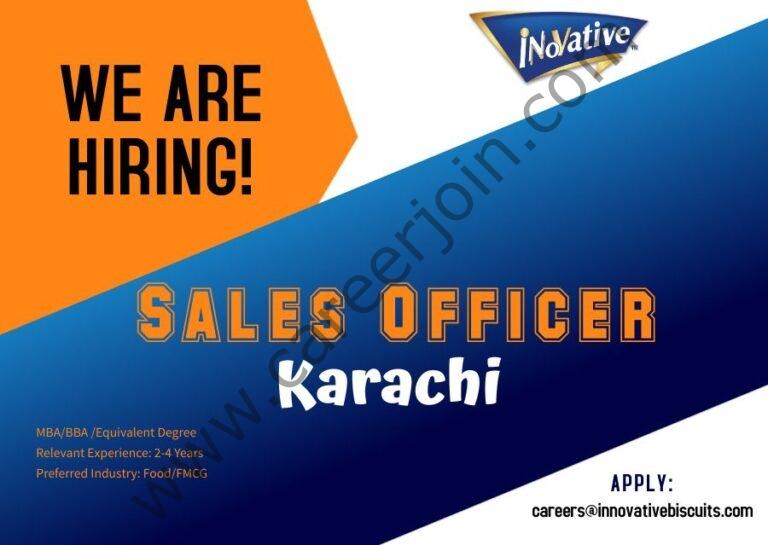 careers@innovativebiscuits.com - Innovative Biscuits Pvt Ltd Jobs 2021 in Pakistan