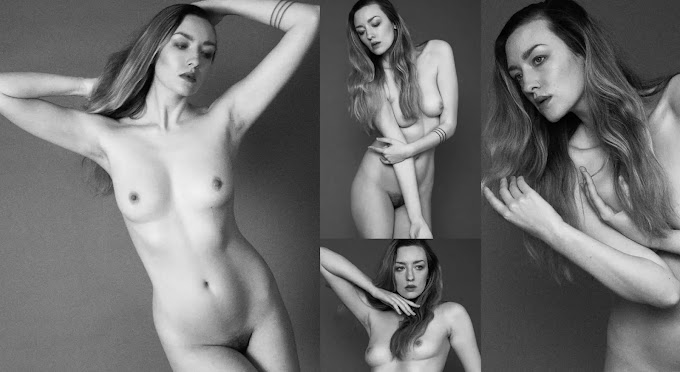 Artistic Nude Flow Posing with Model Hanna