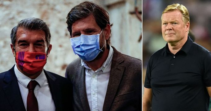 Barcelona will sack Koeman after emergency Camp Nou meeting