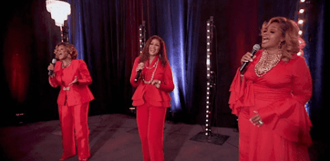 "The Clark Sisters Perform ""His Love"" on ""GMA3: What You Need to Know"" for ""Faith Friday"""