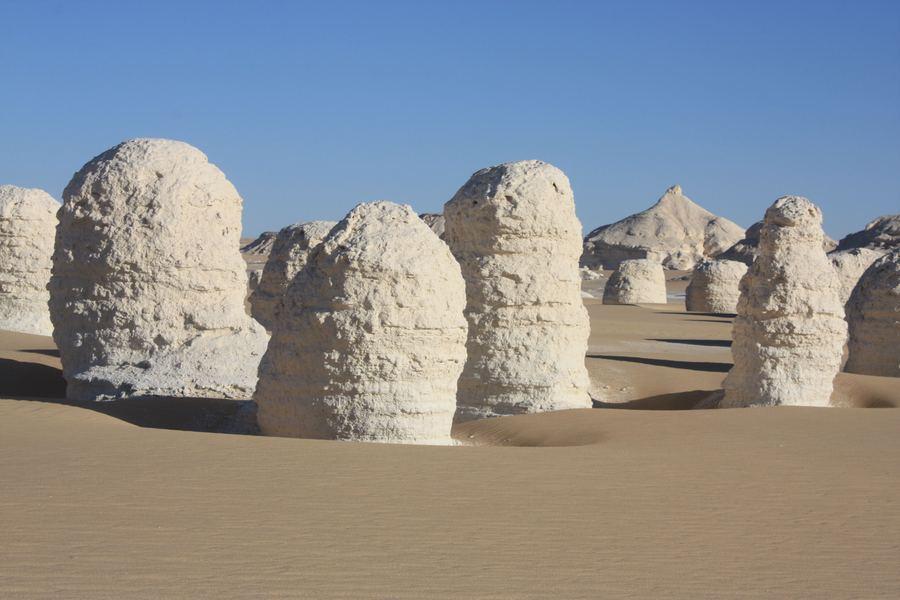 White Desert National Park Egypt 9