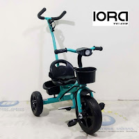 sepeda roda tiga anak pmb baby tricycle
