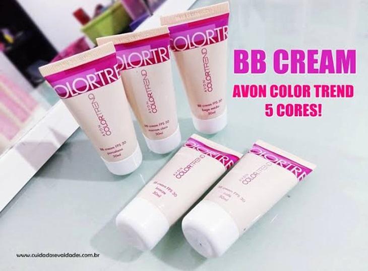 BB Cream Efeito Matte Avon
