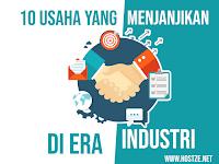 10 Ide Usaha yang Menjanjikan di Era Industri 4.0