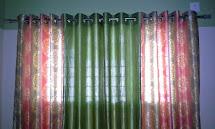 Kerala House Construction Tips 13. Curtains