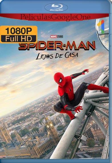 Spider-Man: lejos de casa [2019] [1080p Web-Dl] [Latino-Inglés] [GoogleDrive]