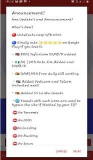 MTN Cheat APN Settings