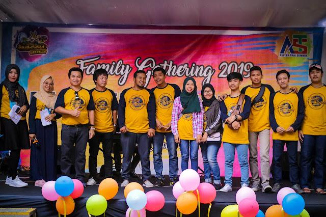 Family Gathering PT ASTEER THAI SUMMIT To JungleLand 2019