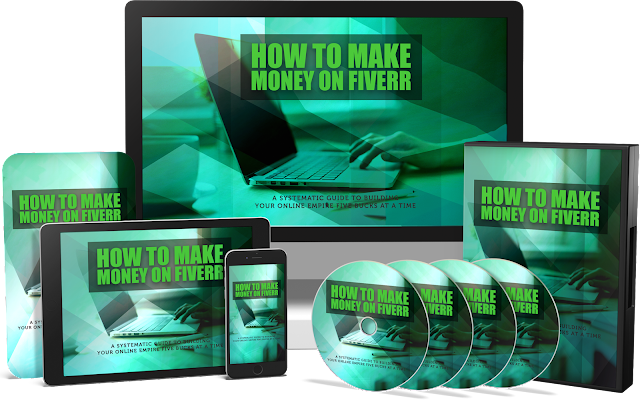 [GIVEAWAY] How To Make Money On Fiverr [Building Your Online Empire]