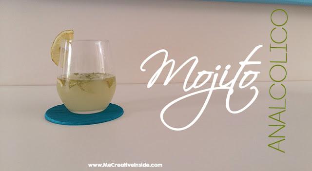 Mojito Analcolico bevanda Me CreativeInside