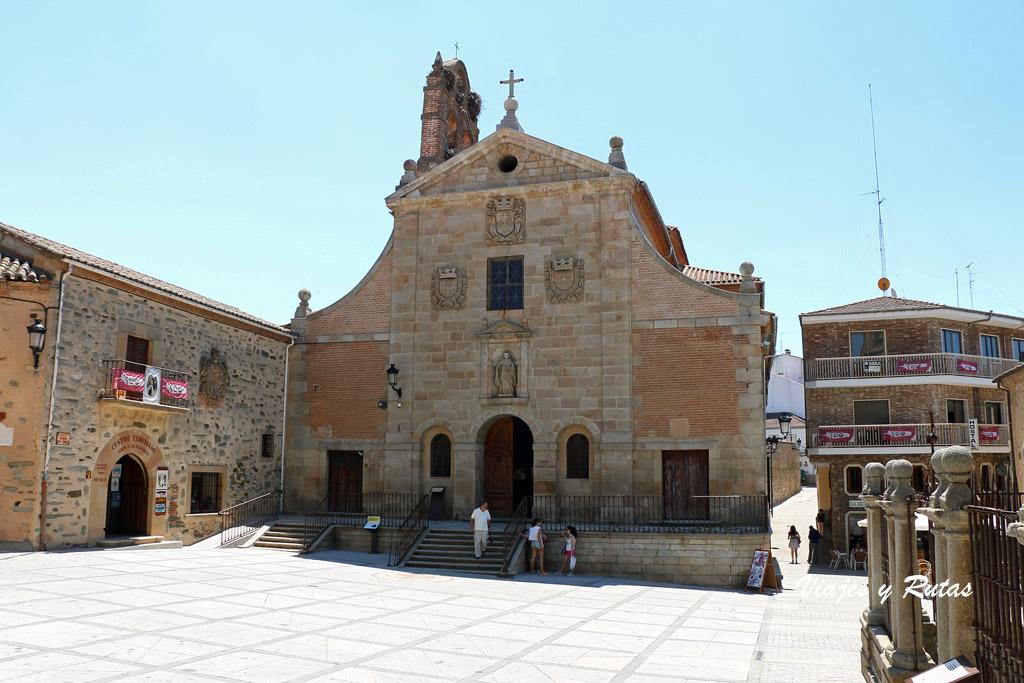 Iglesia de San Juan de la Cruz, Alba de Tormes