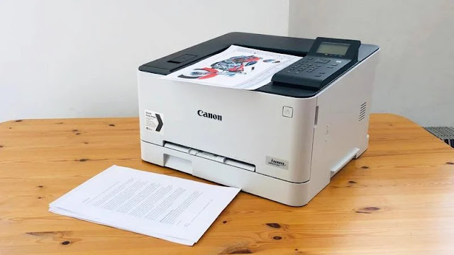 Canon i-Sensys LBP623Cdw Review