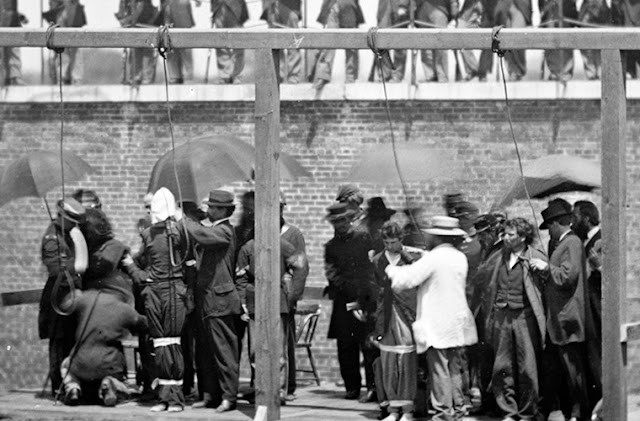 History And Women The Hanging Of Mary Surratt
