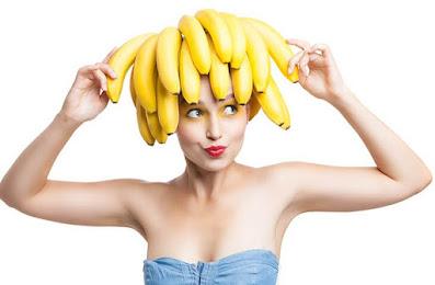 ماسك الموز,الموز,فوائد الموز,العناية بالشعر