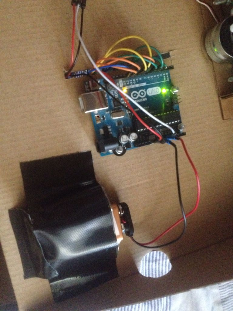 Electronic safe with arduino tutorial