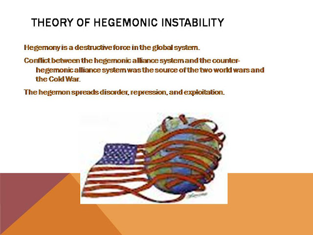 Hegemonic Instability