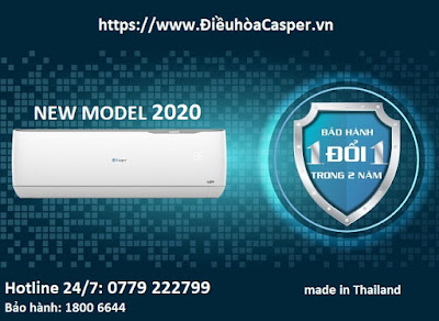 Chính sách bảo hành Casper Electric Vietnam | THE ANH ELECTRIC