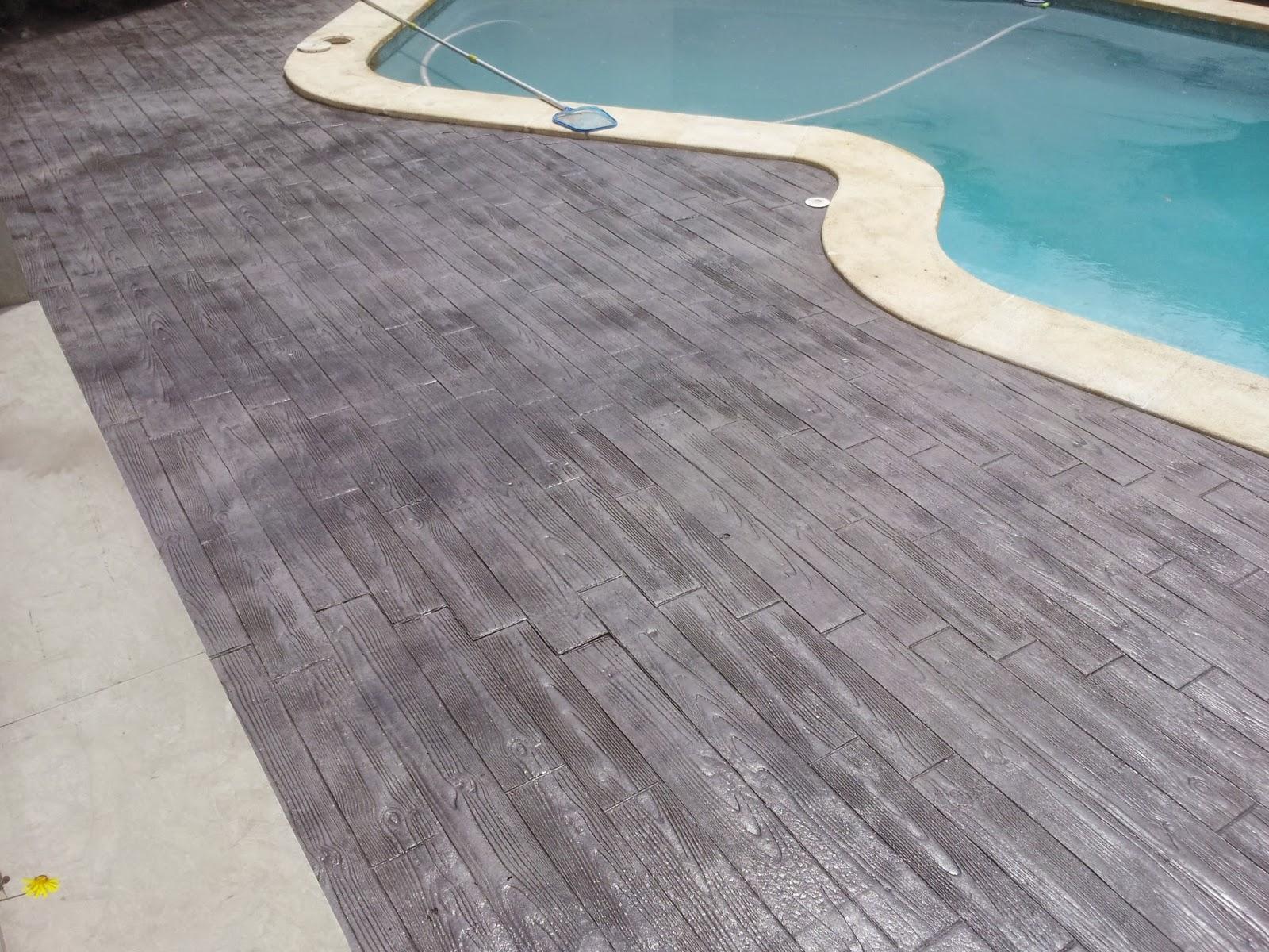 Hormigon impreso naquera pavimentos naquera hormigon - Hormigon decorativo para suelos ...