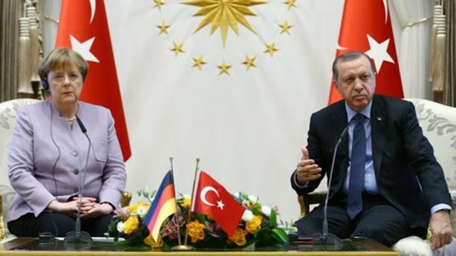 Γαλλικό άρθρο γροθιά στη Γερμανία: Διασώζοντας τον Ερντογάν θέτει σε κίνδυνο την ασφάλεια όλης της Ευρώπης