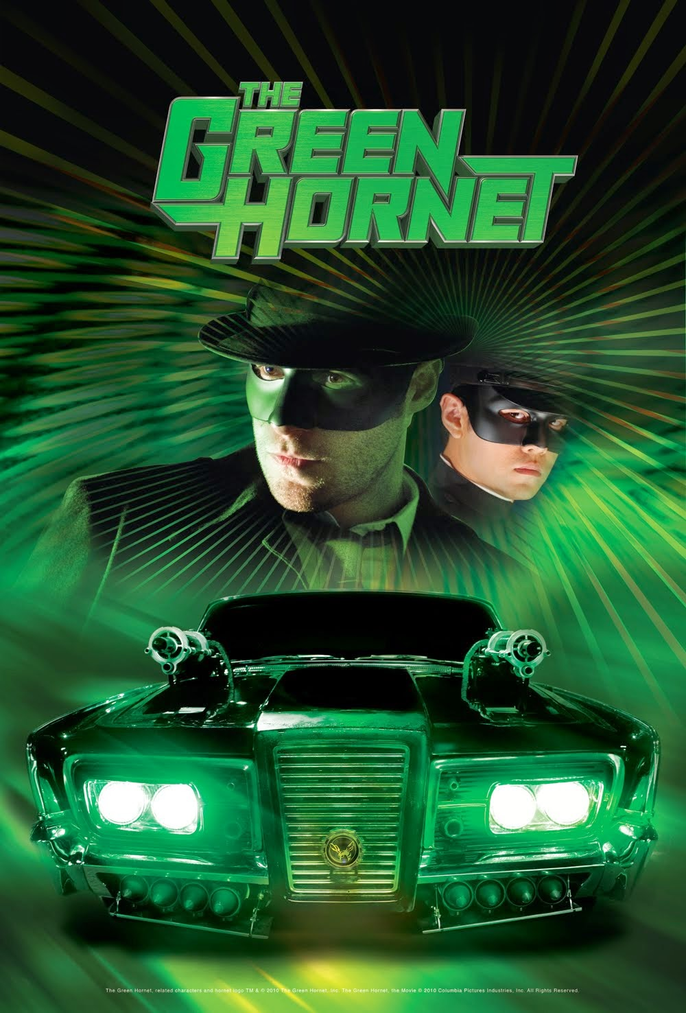 Trust The Dice The Green Hornet 2011