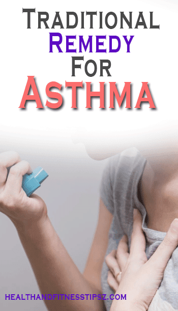Traditional Remedy for Asthma