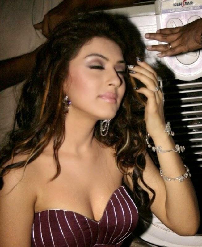 Actress Hansika Motwani Latest Hot Photos