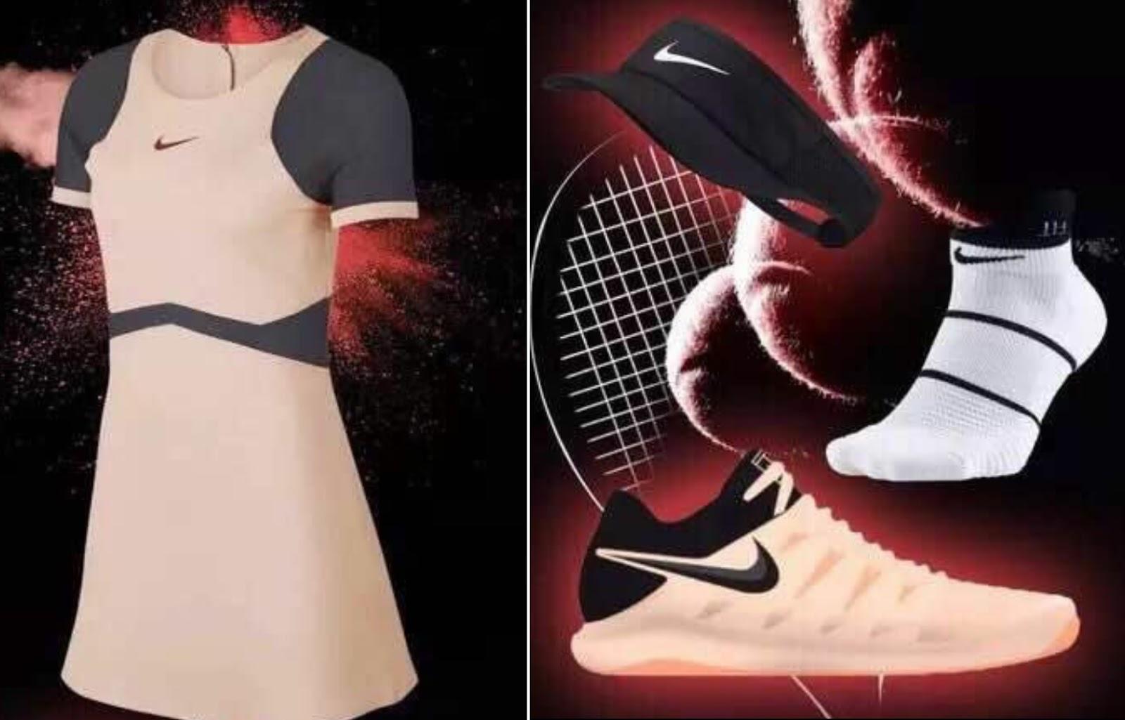 New Marai Sharapova Australian Open 2018 Outfit