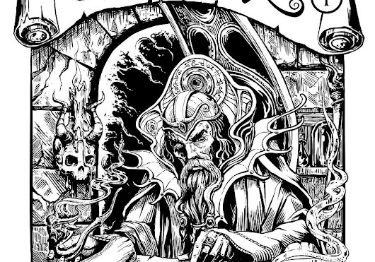 Fanzine Focus VI: The Wizard's Scroll #1