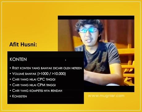 Afit Husni