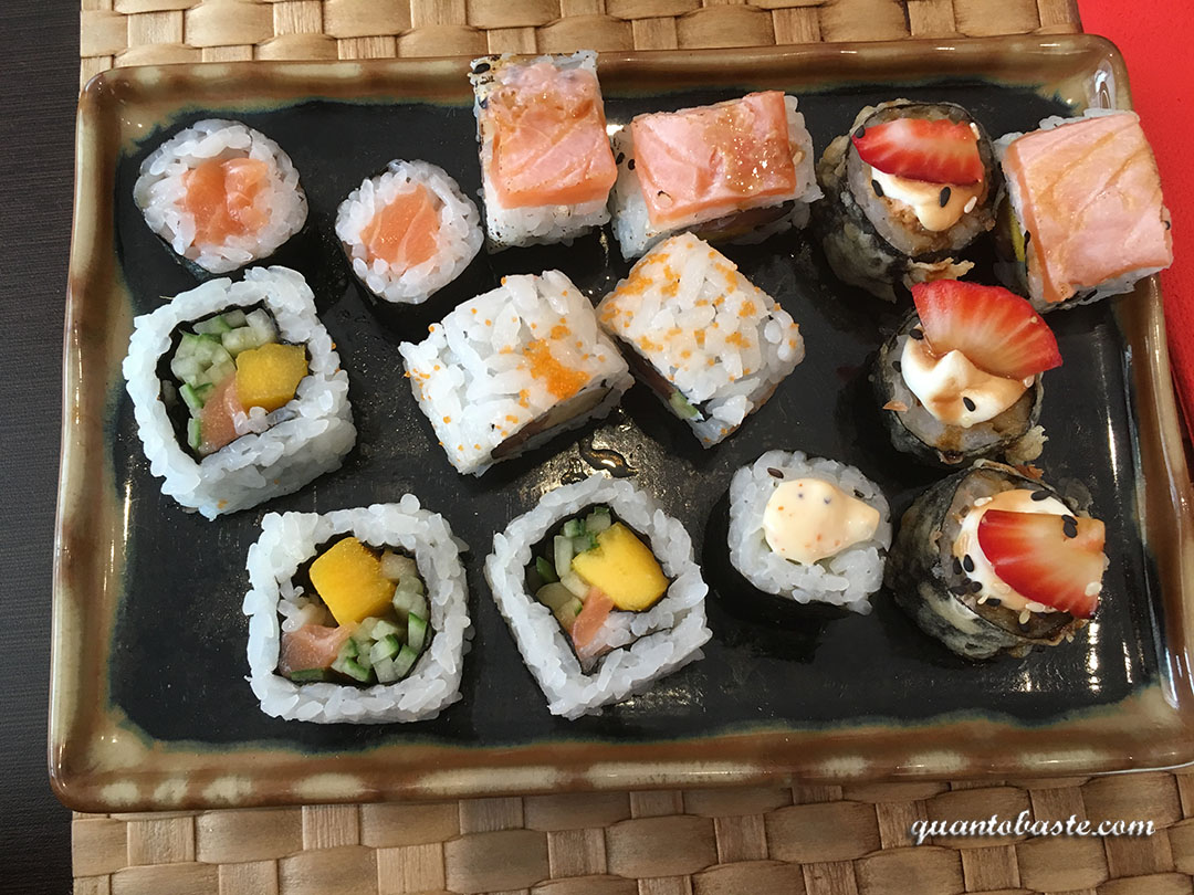 Diamond Sushi Faro - Buffet