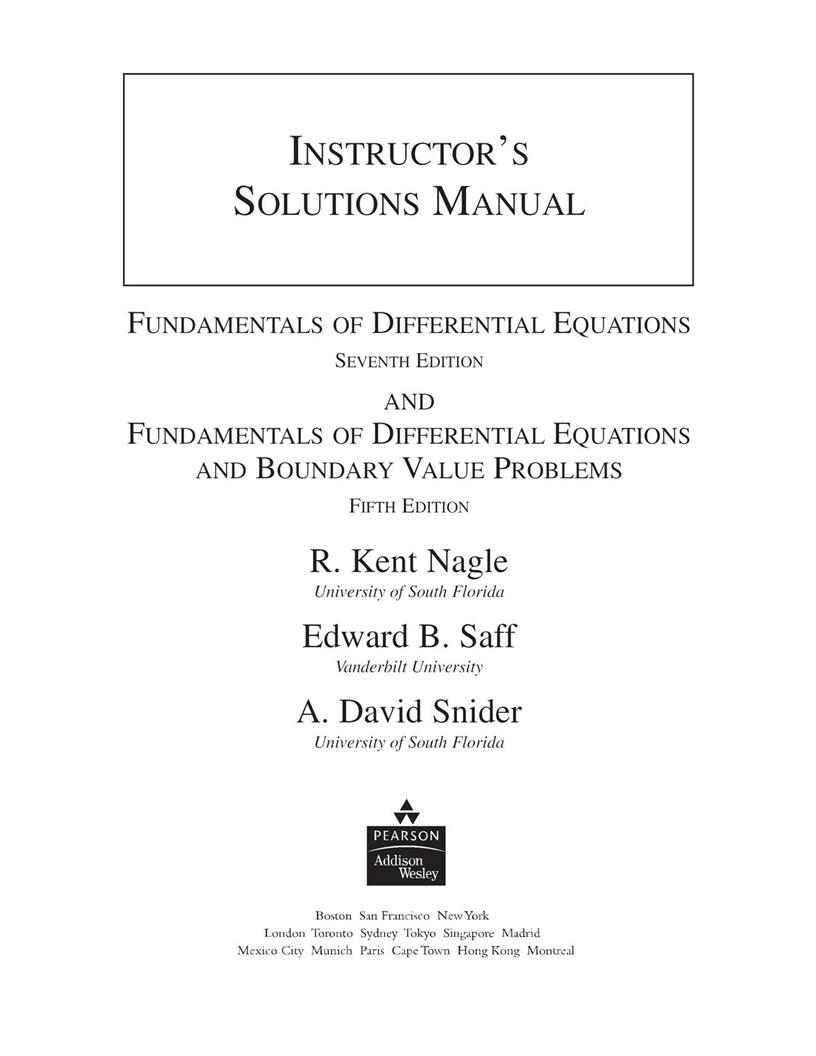 حلول-Fundamentals of Differential Equations 7th edition-ElCoM  https://drive.google.com/file/d/0B7FsIMD49EYbUGtxekFKTGw5V28/view?usp=sharing