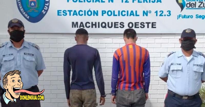 Dos detenidos por hacer un trío con una niña de 12 años en Perijá