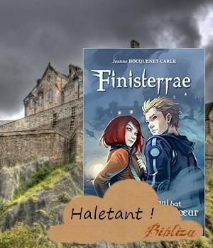 Jeanne Bocquenet-Carle Rageot Finisterrae Pour qui bat mon coeur roman ado lecture avis critique chronique blog Bretagne Celte