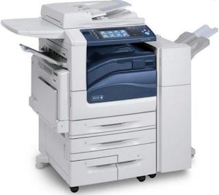 Xerox WorkCentre 7855 Maximale Kopierauflösung 600 x 600 dpi, Kopierfunktionen Anmerkung, automatischer Fachwechsel