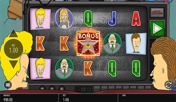 Main Gratis Slot Indonesia - Beavis and Butthead (Blueprint Gaming)