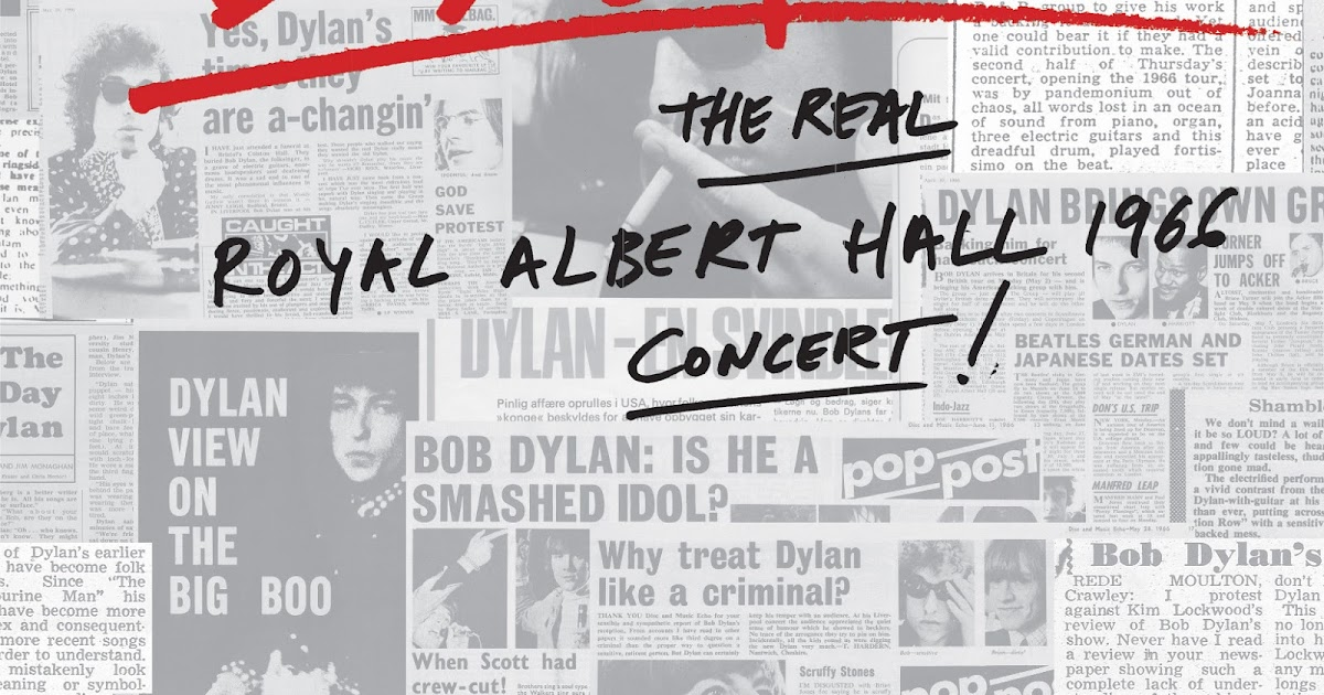 It 39 s psychedelic baby magazine bob dylan the real royal for Door 12 royal albert hall