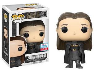 Pop! Game of Thrones: Lyanna Mormont.