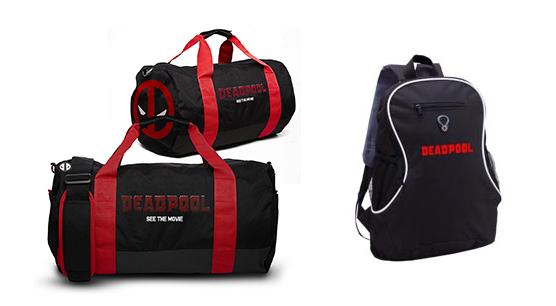 Concurso 'Deadpool': Tenemos merchandising para vosotros de esta película