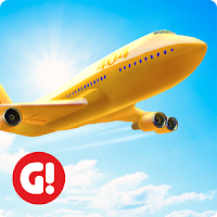 Airport City Airline Tycoon MOD APK unlimited money