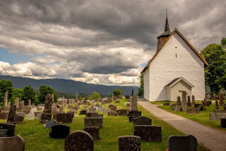 Church Cemetery by Einar Storsul on Unsplash