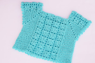 1 - Crochet Imagen Blusa de verano a crochet y ganchillo por Majovel Crochet